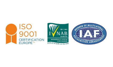 ISO9001 Certification for Q.A. Resources