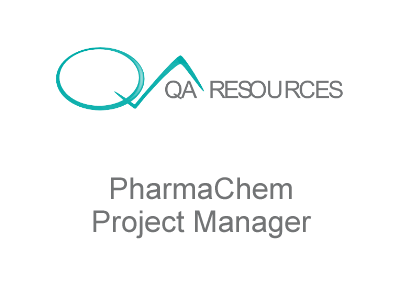 Pat Quirke - PharmaChem Project Manager